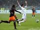 Милевский в прыжке / Фото Тая Стеценко / uaSport.net