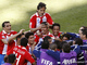 Парагвай воплотил свое преимущество в гол