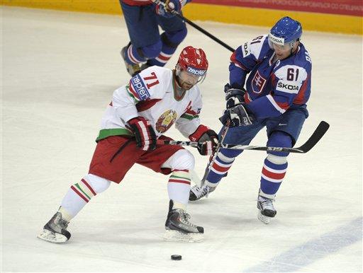 Прогноз на хоккей словакия норвегия