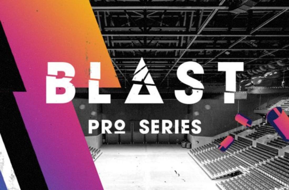 BLAST Pro Series: онлайн видео трансляция