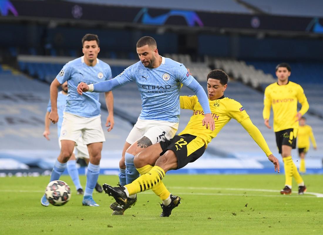 Манчестер Сити - Боруссия Дортмунд
