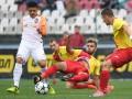УПЛ: Заря упустила победу над Ворсклой, Карпаты и Черноморец сыграли вничью