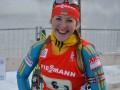 Биатлон: Украинка Джима получила цветы на этапе Кубка мира в Рупольдинге