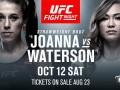 UFC утвердил бой между Уотерсон и Енджейчик
