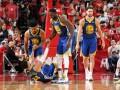 Эффектная комбинация Голден Стэйт в победном матче с Хьюстоном - лучший момент дня НБА