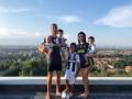 Видео дня: Роналду зацеловал свою годовалую дочь