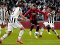Ювентус добыл лишь одно очко в матче с Миланом и остался в зоне вылета