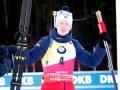 Биатлон: Пидручный занял 23-е место в масс-старте, победу одержал Бе-младший