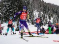 Возвращение Пидгрушной и золотой триумф норвежцев: итоги второго этапа по биатлону
