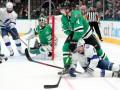 НХЛ: Тампа-Бэй в овертайме уступила Далласу, Вашингтон обыграл Монреаль