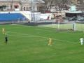 В матче Второй лиги мяч улетел в троллейбус