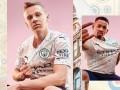 Манчестер Сити представил необычный третий комплект формы на сезон-2020/21