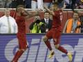 В матче Бразилии и Португалии противостояли игроки Динамо и Шахтера