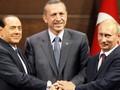 Берлускони и Путин поздравили друг друга с победами Рубина и Милана