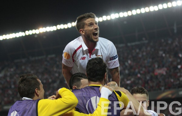 Севилья обыграла Шахтер и вышла в финал Лиги Европы