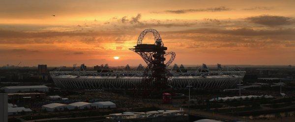 Церемония закрытия лондонской Паралимпиады онлайн трансляция