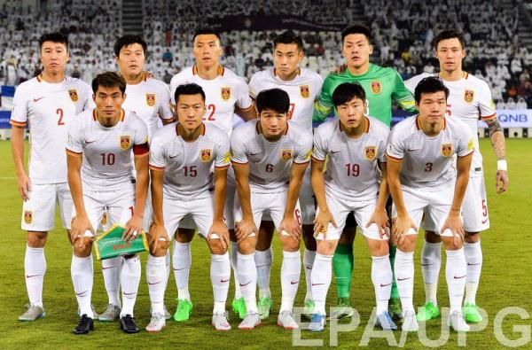 В Китае продолжают развивать футбол