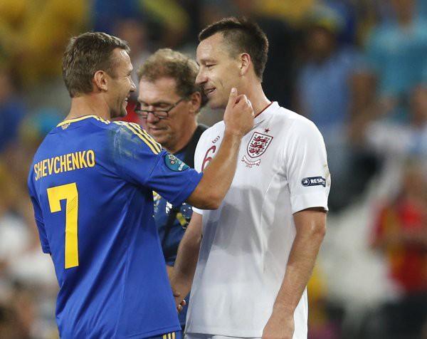 Матч с Англией стал для Украины на Евро последним