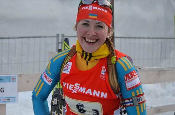 Юлия Джима заняла 6-е место в индивидуальной гонке