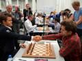 На Шахматной Олимпиаде спортсмена