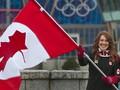 Ванкувер-2010: Конькобежка Клара Хьюз понесет флаг хозяев Игр