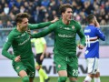 Сампдория - Фиорентина 1:5 видео голов и обзор матча чемпионата Италии