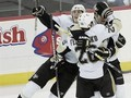NHL: Федотенко принес победу Пингвинам