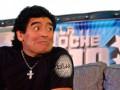 Марадона: Мечтаю о том, чтобы тренировать каждый день Месси в Барселоне