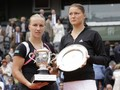 Roland Garros: Кузнецова выигрывает финал