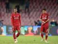 Ливерпуль ни разу не ударил в створ в матче ЛЧ против Наполи