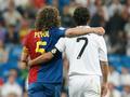 Фотогалерея: Реал коронует Барселону