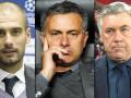 UEFA на один матч дисквалифицировал Анчелотти, Гвардиолу и Моуринью