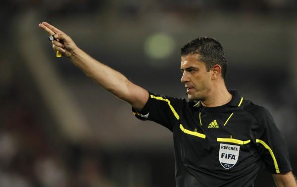 Виктор Кашшаи обслужит матч Бавария - Барселона