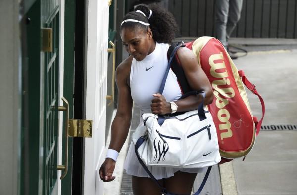 Серена Уильямс в очередной раз прошла в финал