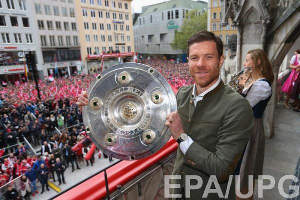 Хаби Алонсо планирует закончить карьеру в«Баварии»