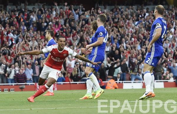 Англия, 6-й тур. Арсенал— Челси 3:0. мощнейший прыжок «канониров»