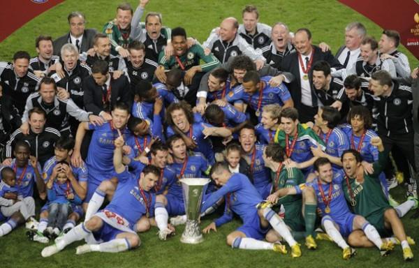 Челси выигрывает первую Лигу Европы в своей истории