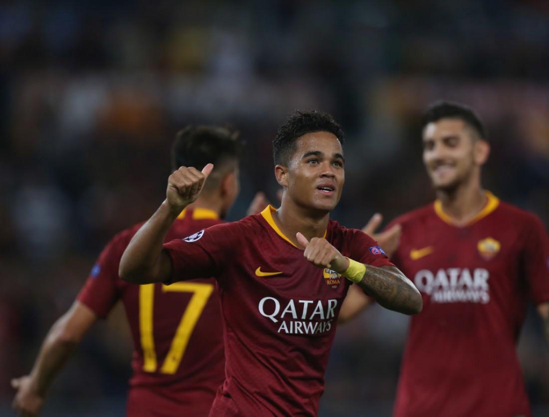 Видео голов и обзор матча Рома - Виктория