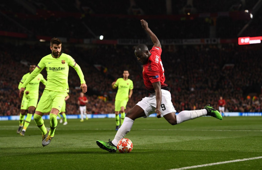 Барселона победила Манчестер Юнайтед