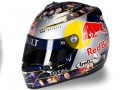 Феттель сделал себе уникальный шлем на Гран-при Великобритании