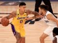 НБА: Лейкерс сильнее Клипперс, Новый Орлеан уступил Юте