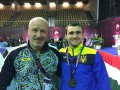 Украинские борцы добыли две медали в первый день чемпионата Европы