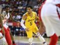 Летняя лига НБА: Лейкерс сильнее Чикаго, Орландо – Мемфиса