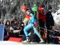 Биатлонистка Пидгрушная признана лучшей спортсменкой января (ФОТО)
