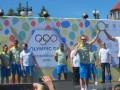 Олимпийский день в Киеве: мастер-класс от звезд и рекорд участников
