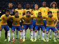 Автобус сборной Бразилии подвергся нападению протестующих