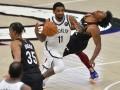 НБА: Бруклин второй раз подряд проиграл Кливленду, Михайлюк отыграл три секунды