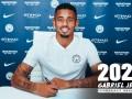 Официально: Жезус продлил контракт с Манчестер Сити до 2023 года