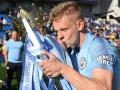 Манчестер Сити подпишет новый долгосрочный контракт с Зинченко - СМИ
