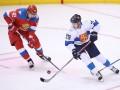 Прогноз букмекеров на матч ЧМ по хоккею Россия - Финляндия